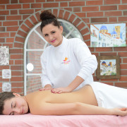 Mobile Massage Hamburg - Rückenmassage