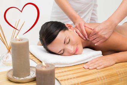 Valentinstag massage gutschein