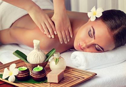 Entspannungsmassage Relax Massage
